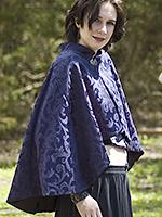Sapphire Mini Cloak