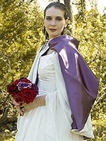 Bridal Mini Cloak