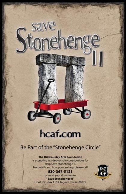 Save Stonehenge II